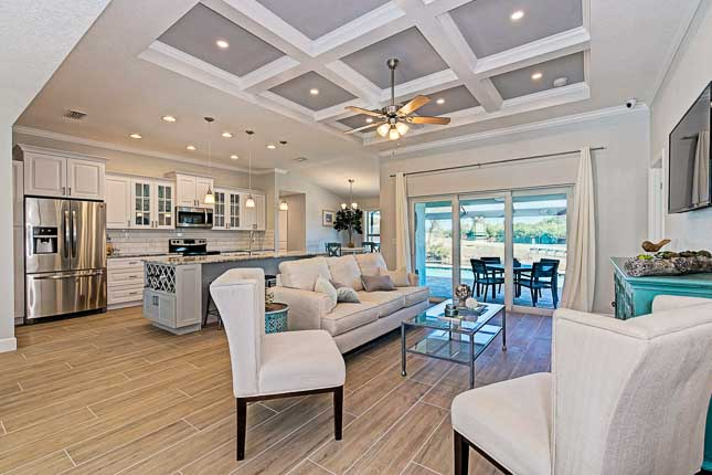 The Royal Palm - Capitol Homes