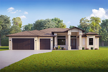 The Sabal Palm - Capitol Homes