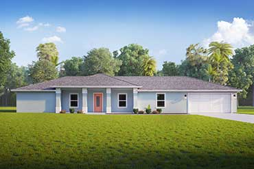 The Longleaf Pine - Capitol Homes