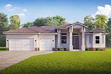 The Poinciana - Capitol Homes