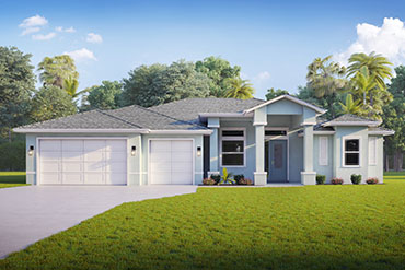 The Sabal Palm Deluxe - Capitol Homes